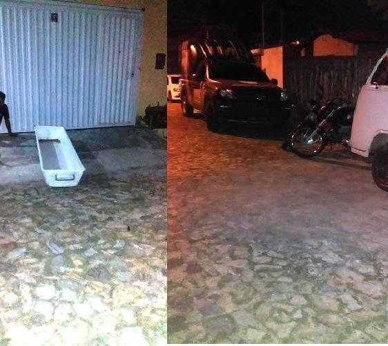 Bandidos invadem casa e executam jovem com quase 40 tiros no litoral do Piauí