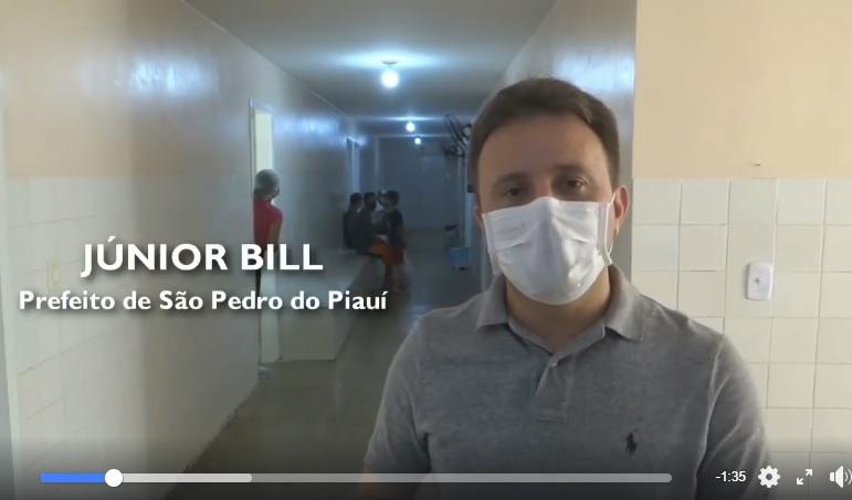 Prefeitura de São Pedro entrega reforma de diversos espaços do Hospital Marcolino Barbosa Ribeiro