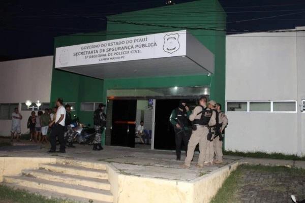 Idoso de 60 anos é preso em flagrante após estuprar criança de 3 anos no Piauí