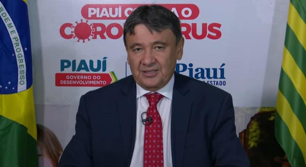 Governador decide não autorizar retomada de novos setores econômicos com aumento de casos de Covid-19