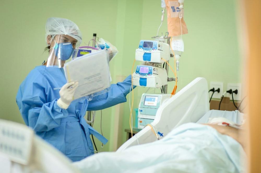HGV abre mais 10 leitos de UTIs no tratamento da Covid-19