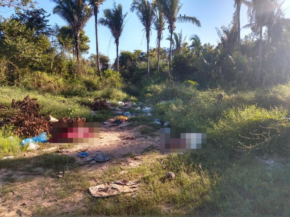 Corpos sem cabeças e com membros mutilados são encontrados na zona norte de Teresina