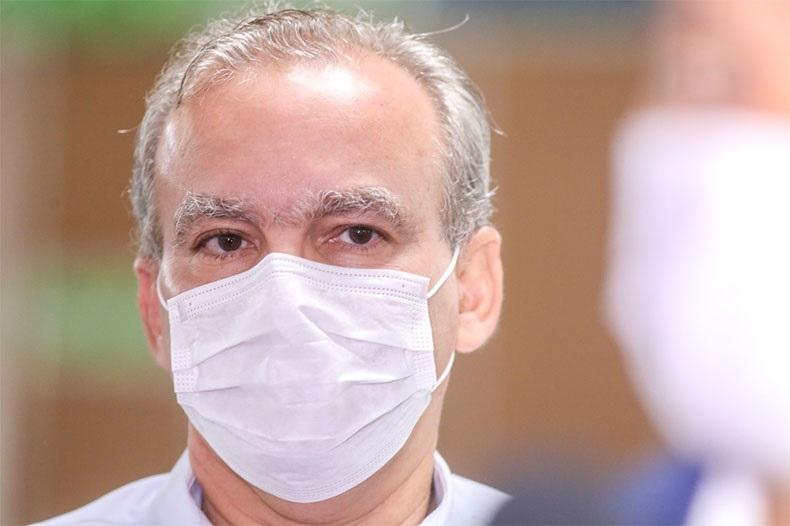 Prefeito de Teresina Firmino Filho testa positivo para coronavírus