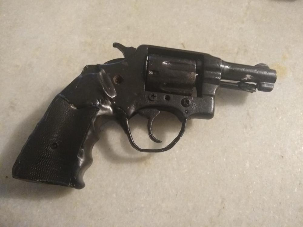 Jovem de 18 anos é preso por porte ilegal de arma de fogo em Amarante