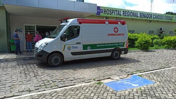 Paciente grave de Covid-19 percorre 340 km para conseguir oxigênio e leito de UTI no Piauí