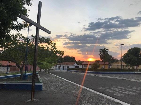 Cidade de Palmeiras, interior do Piauí — Foto: Prefeitura de Palmeirais