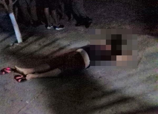 Homem é executado com 4 tiros em um bar na cidade de Água Branca