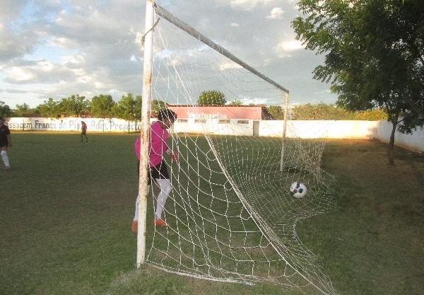 Seleção Feminino de Agricolândia vence as Panteras de Elesbão Veloso e avança com 6 pontos no campeonato