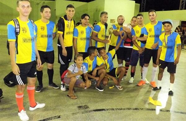 Parma vence Eldorado nos pênaltis e é campeão da 16ª copa Julho de Futsal em São Gonçalo do Piauí