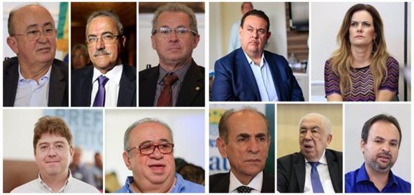 Deputados piauienses (Imagem: Reprodução)