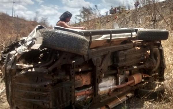 A vítima teve apenas ferimentos leves (Imagem: Divulgação PM)
