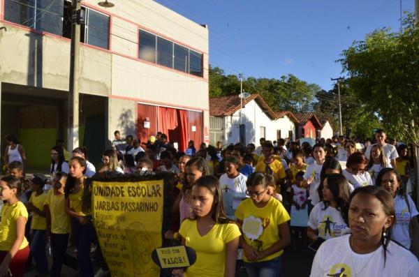 Prefeitura de São Gonçalo do Piauí adere as atividades do Setembro Amarelo; veja imagens