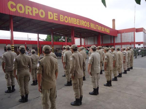 Concurso do Corpo de Bombeiros do Piauí abre inscrições nesta segunda-feira (18)