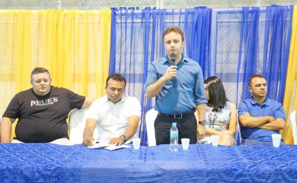 Junior Bill e Fábio Abreu assinam Projeto Mirim Cidadão para São Pedro do Piauí