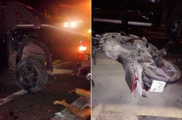 Jovem água-branquense morre em acidente na BR 343, em São Pedro do Piauí