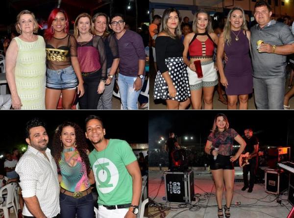 Grande show no encerramento do festejo de Angical do Piauí; veja imagens