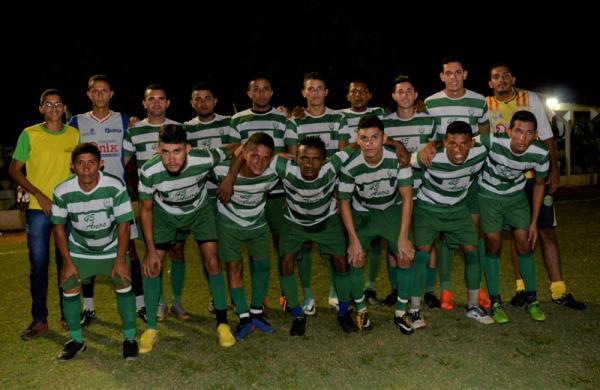 Barro Duro vence Arraial na 4ª rodada da II Copa Ampar de Futebol