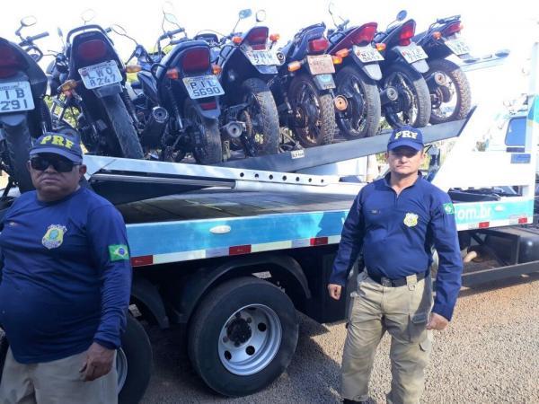 Polícia Rodoviária Federal inicia operação na BR-316 entre Demerval Lobão e Passagem Franca do Piauí