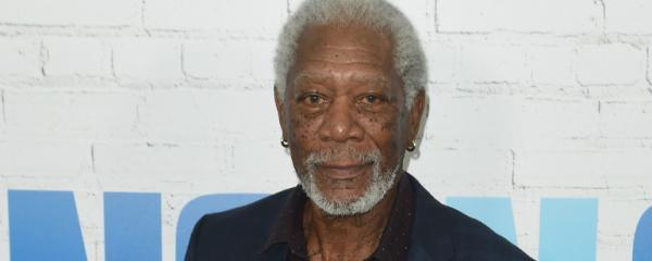 Morgan Freeman irá estrelar em uma cinebiografia