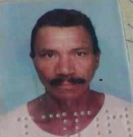 Raimundo Forte de 62 anos de Miguel Leão está desaparecido e a família pede sua ajuda para encontrá-lo