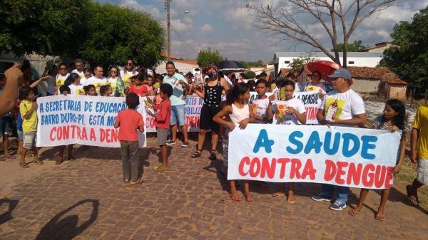 Prefeitura de Barro Duro promove dia 'D' de combate do mosquito Aedes Aegypti