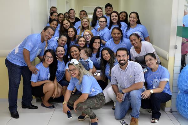 Hospital Municipal de Água Branca lança projeto inovador no atendimento de crianças