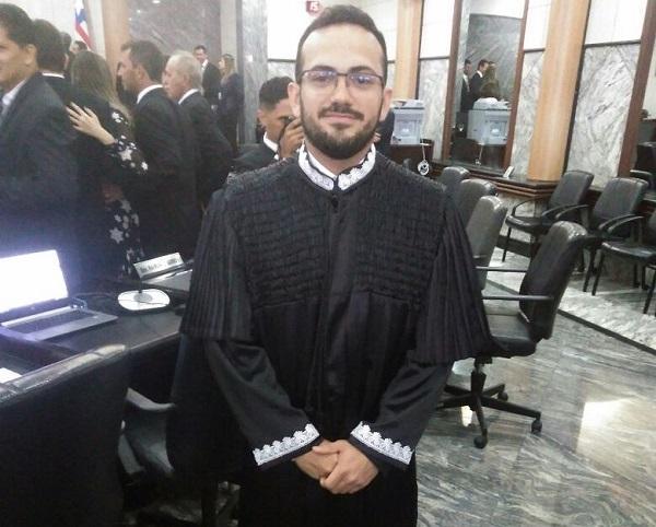 Hugonapoleonense é empossado Juiz de Direito no Maranhão