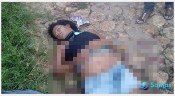 Mulher com suspeita de embriaguez morre afogada no rio Parnaíba na cidade de Amarante