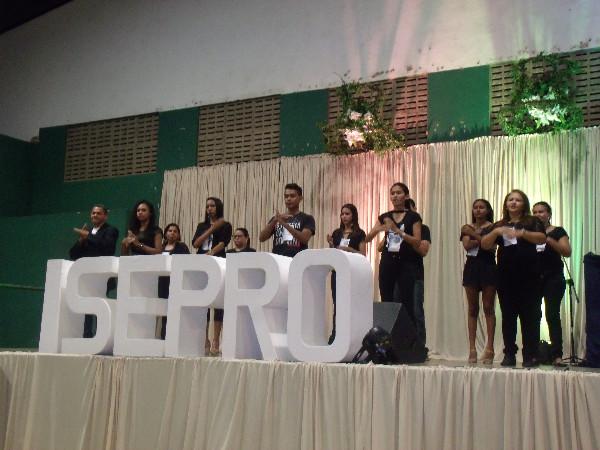 IV Congresso Acadêmico da faculdade ISEPRO, em Água Branca; veja imagens
