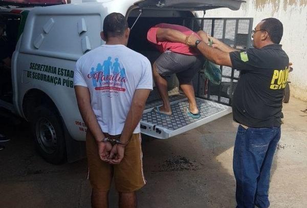 Operação deflagrada em Valença prende suspeitos de estupro, acusados de tráfico e encontra 'rinha' de galo