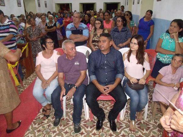 Veja como foi o encerramento dos festejos de Prata do Piauí