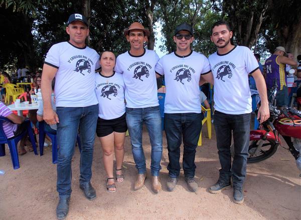 Veja como foi a 3ª Cavalgada do povoado Gomes, município de Hugo Napoleão