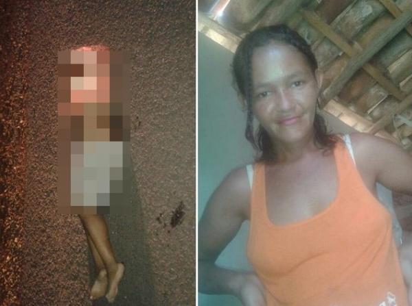 Mulher morre após sofrer acidente na BR 343 em Água Branca