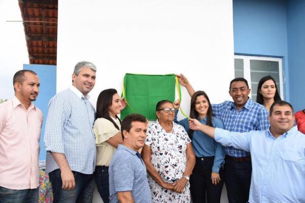 Inaugurada reforma da Unidade Básica de Saúde da comunidade Rio Branco