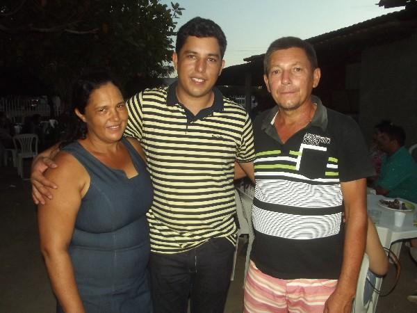 Aniversário de 54 anos de Brasiliano e aniversário de 22 anos de Curralinhos movimentaram a cidade no último sábado, 16 de dezembro