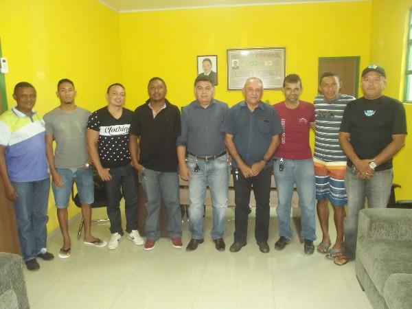 Investimento no Esporte: Prefeitura de Agricolândia é contemplada com Escolinha de Esporte