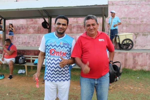 Futebol Solidário é realizado em Passagem Franca