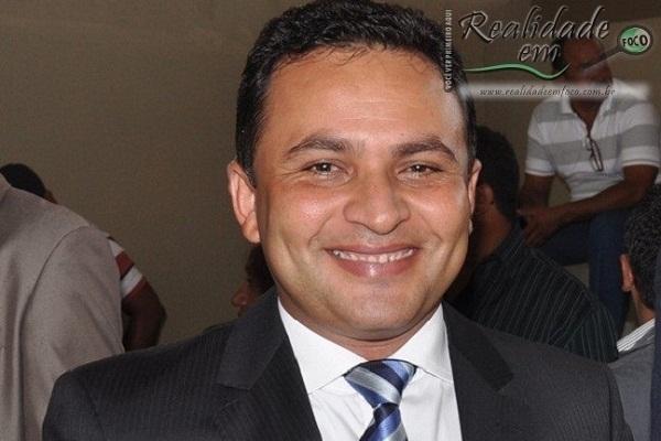 Antônio Abreu, vice prefeito de José de Freitas (Imagem: reprodução)
