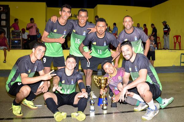 Moral vence Água Branca e se consagra campeã da 8ª Liga de Futsal em São Gonçalo do Piauí