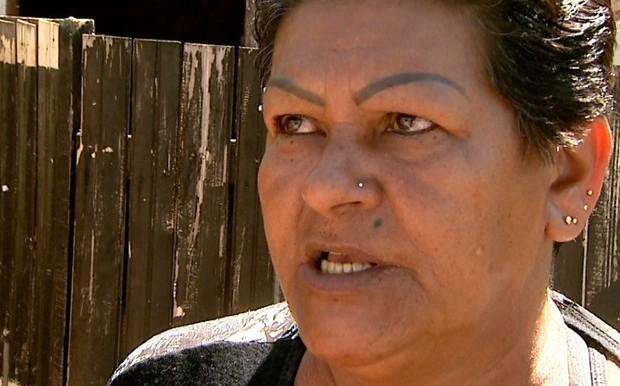 Suzi Amâncio Vieira diz que não se arrepende de ter matado o filho (Imagem: reprodução)