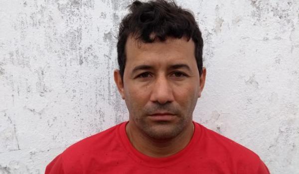 Traficante internacional de drogas e preso em chapadinha - MA