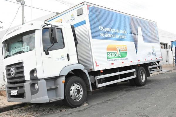 Hospital Regional Tibério Nunes recebe R$1,5 milhão em equipamentos hospitalares