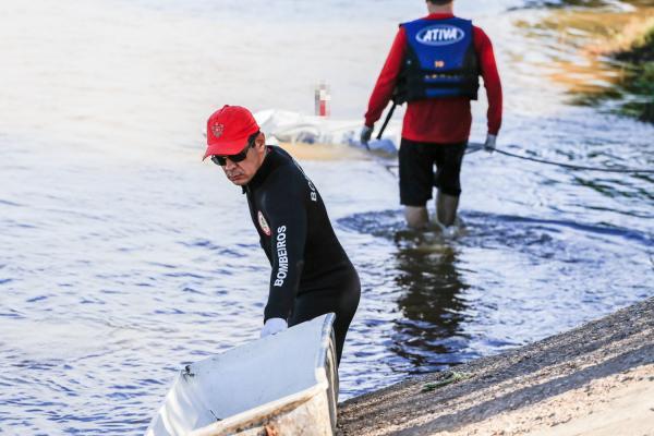 Corpo de homem é encontrado sem a cabeça no rio Poti em Teresina