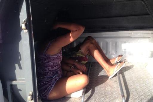 Parnaiba: Casal é preso acusado de furto