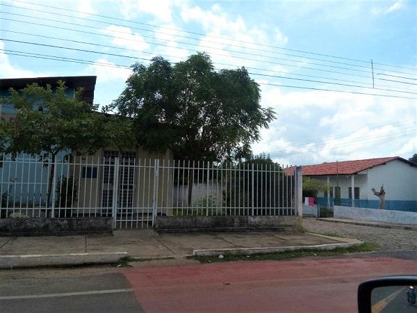 Agência dos Correios de Angical do Piauí (Imagem: Divulgação PM)