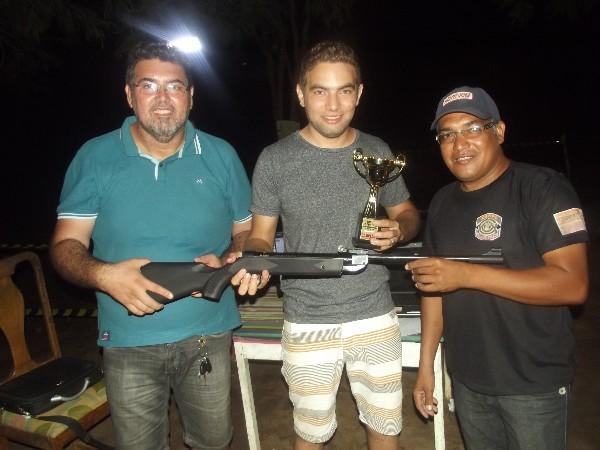 2º Torneio de tiro esportivo de Carabina de pressão foi realizado em Agricolândia