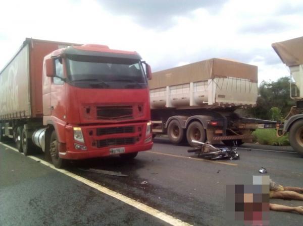 Aguabranquense morto em acidente na BR 343 pode ter cometido suicídio