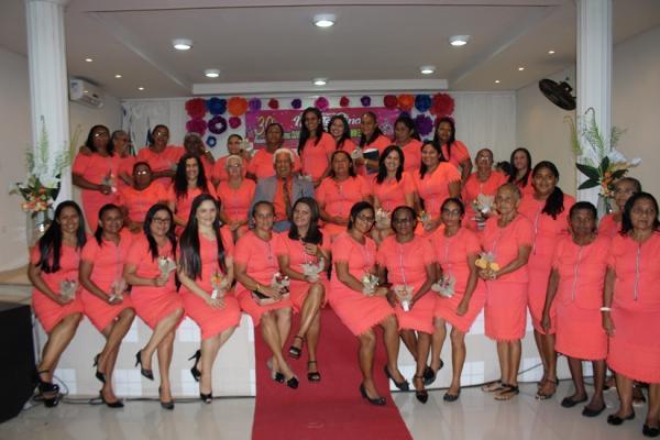 39º Aniversário de Ciclo de Oração da Igreja Assembleia de Deus em Passagem Franca do Piauí