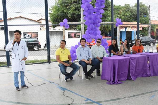 Janeiro Roxo: Município alerta para o diagnóstico precoce da hanseníase