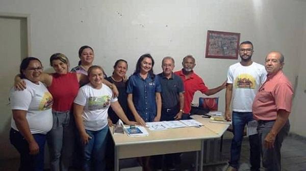 Prefeito de Barro Dudo nomeia comissão intersotorial do Selo Unicef
